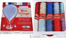 Aurifil Thread 50 wt Cotton 10 Spools - Bon Voyage by French General