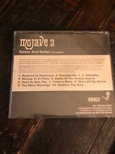 MOJAVE 3 - SPOON AND RAFTER - ADVANCE PROMO CD MINT!!