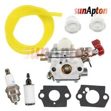 Carburetor for Sear Craftsman 27cc Weed Eater MTD Carb String Trimmer 753-06288