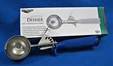 VOLLRATH Size 16 Disher #47143 *US MADE* 2 oz Commercial Portion Control Scoop