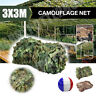 Jungle Filet de Forêt hide militaire Camouflage net 3mx3m Chasse Camping
