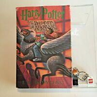 Harry Potter - Prisoner of Azkaban J. K. Rowling HC DJ + BONUS Ron Weasley LEGO