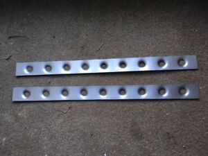 Pr Roll Cage Gussets (Narrow) Rally Race Road