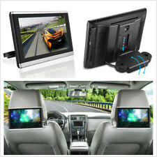 "Car SUV 10.1"" Android 7.1 Wifi 3G/4G BT HDMI Quad-Core Headrest Monitors FM TPMS"
