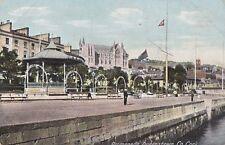 x irish cork eire old antique postcard ireland queenstown titanic related