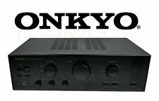 ONKYO A8051 INTERGRATED STER AMPLIFIER-RI,ohne Fernbedienung mit Garantie-Siegel