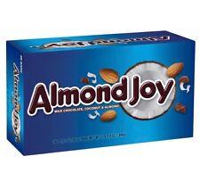 Almond Joy Candy Bar, 1.61-Ounce Bars 36 Ct Fresh Coconut Milk Chocolate