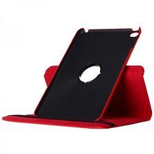 Pochette protectrice 360 degrés rouge étui pour Apple Ipad Pro 12.9 pouces