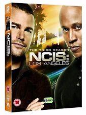 NCIS LOS ANGELES Complete Season 3 DVD Third 3rd Series Three N.C.I.S. LA angels