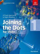 Unirse a los puntos: para violín (libro 1)