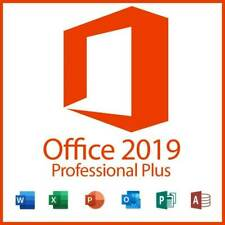 Microsoft ® Office 2019 Professional Pro Plus 🔥 Windows 32/64 🔥 Geuine Key 🔥