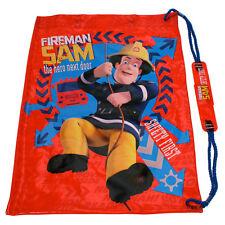 Fireman Sam Hero Next Door Licensed Waterproof Swimming Sports Swim Beach Bag