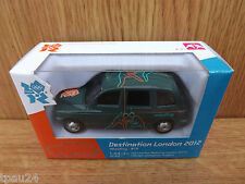 Corgi Destination London 2012 Olympics Model Taxi #19 Wrestling