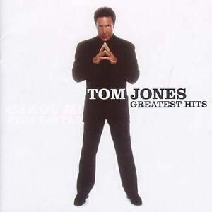 Tom Jones Greatest Hits CD NEW