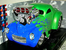41 JEEP/WILLYS COUPE FRANTIC FROG    MUS. MAC.1:18 MIB