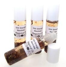 Roll on Bottle Infused Herbal xxx Strength Mandrake Oil