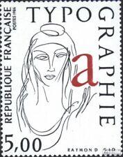 Frankrijk 2537 gestempeld 1986 Buchdruckkunst