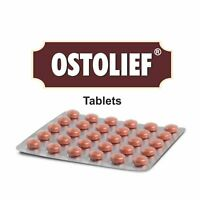 HERBAL REMEDY FOR PREVENT JOINT PAIN & MUSCLE FITNESS CHARAK OSTOLIEF 30 TABS