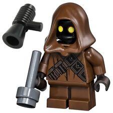NEW LEGO Star Wars 2014 Sandcrawler 75059 JAWA Minifigure Figure w/Two Blasters