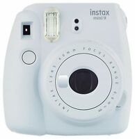 Appareil photo Instantanée FujiFilm Fuji Instax Mini 9 Smoky Blanc