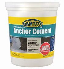 Damtite 08031 Gray Anchor Cement, 2.5 lb. Pail