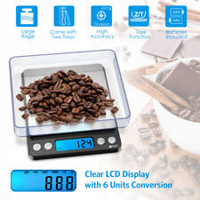 0.01-500g Digital LCD Pocket Kitchen Gold Budget Letter Fine KA26B Gram Scales
