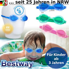 Kinder Schwimmbrille Taucherbrille UV-Schutz Anti-Beschlag Latexfrei Chlorbrille