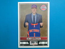 2016-17 Panini NBA Sticker Collection n.437 Henry Ellenson Draft 16