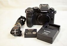 Panasonic Lumix G7 16.0 MP Mirrorless Digital Camera - Body Black