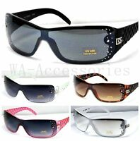 New Womens DG Rhinestones Sunglasses Eyewear Designer Shades Fashion (221)