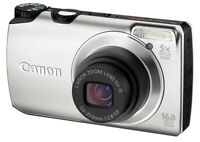 Canon PowerShot A3300 IS FOTOCAMERA