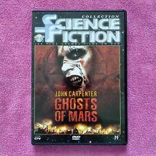 dvd film Ghosts of Mars avec Jason Statham