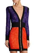 Balmain Colour Block Dress
