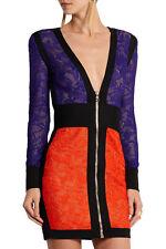 a9c45d9c7b7 Colour  BlackStyle  Bodycon Dress. Balmain Colour Block Dress