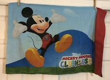 Disney Mickey Mouse Clubhouse Twin 3 Piece Sheet Set