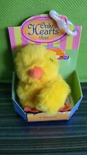 """Only Hearts Pets """"Chirpy The Yellow Bird"""" Only Hearts Club Rare New In Box"""