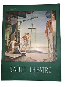 Ballet Theatre Company Annual Magazine Fourteenth Season