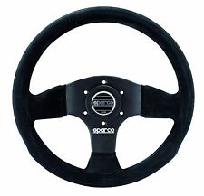 """SPARCO RACING P300 P 300 SUEDE STEERING WHEEL 300MM 11.8"""" COMPETITION"""