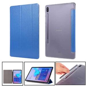 SMART COVER CUSTODIA Integrale SUPPORTO per Samsung Galaxy TAB S6 10.5 T860 T865