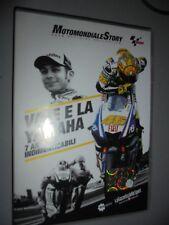 DVD N°2 MOTOMONDIALE STORY VALENTINO ROSSI E LA YAMAHA 7 ANNI INDIMENTICABILI