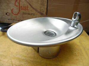 ELKAY OVLSERQG Oval Water Drinking Fountain Non- Refrigerated NOS