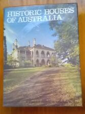 Historic Houses of Australia by Australian Council of National Trusts (1975)