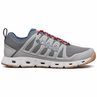 Columbia 1767661 033 Megavent II Ti Grey Steel / Carbon Men's Shoes