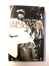 Extra Prolific -Brown Sugar [Single] Cassette Jive 1994 Hieroglyphics De la Soul