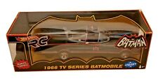 2010 Hot Wheels RC Batman 1966 TV Series Batmobile Brand NEW!