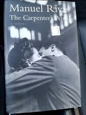 New Manuel Rivas The Carpenter's Pencil  (2001 HC) 1st Edition 1st Printing