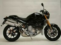 R&G Classic Style Crash Protectors for Ducati Monster 2002