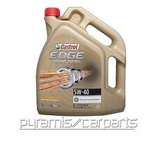 NEU 1x51925 Castrol EDGE TITANIUM FST 5W-40 Turbo Diesel Öl 5 L 1535BC(€13,99/L)