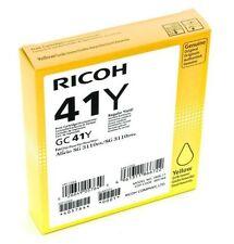 Cartouches d'encre jaune pour imprimante Ricoh
