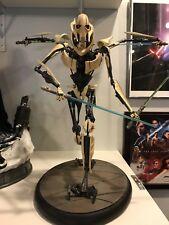 Sideshow Star Wars General Grievous Statue 1/4 Premium Format